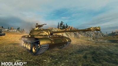 Type 59 Gold Skin 0.9.22.0.1 [9.22.0.1], 4 photo